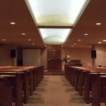 聖書キリスト教会 3F小礼拝堂