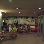 聖書キリスト教会 1Fカフェ・ラウンジ