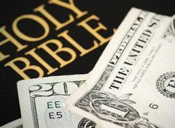 お金と信仰 クリスチャンの価値観