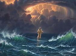 ヨハネの福音書6章16-21節