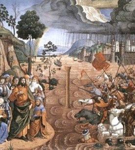 詩篇が導く心の出エジプト